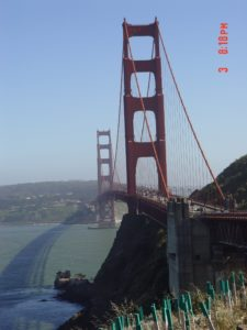 Golden Gate from view 2